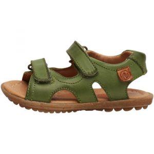 Naturino Sandales enfant SKY-Sandale en cuir vert - Taille 21,22,23,24,25,26,27,29,30,33
