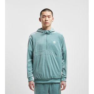 Adidas Sweat-shirt Sweat SWEAT CAPUCHE COZY HALFZIP - Ref. DV1624 vert - Taille EU XXL,EU XL
