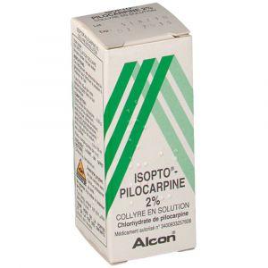 Alcon Isoptopilocarpine - Collyre 10 ml