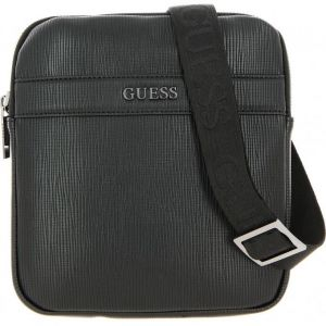 Guess Sacoche THE MODERN MINI FLAT CROSSBODY Noir - Taille Unique