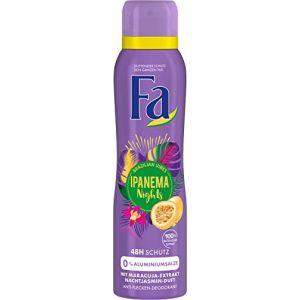 FA Deodorant Spray Ipanema Nights - 150 ml