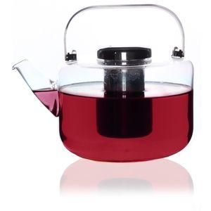 Viva scandinavia Théière en verre et filtre inox 1,2 L