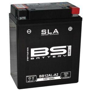 BS Battery Batterie BS BB12AL-A2 sans entretien activée usine