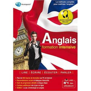 Anglais top label formation intensive [Windows]