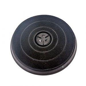 Whirlpool Filtre charbon rond fac519 pour hotte