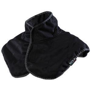 Sixs Cache-cou WTSC long black