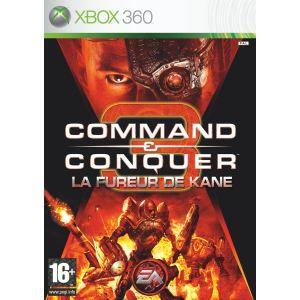 Command & Conquer 3 : La Fureur de Kane - Extension du jeu [XBOX360]