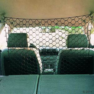 Trixie Filet de protection voiture pour chien 1 x 1 m