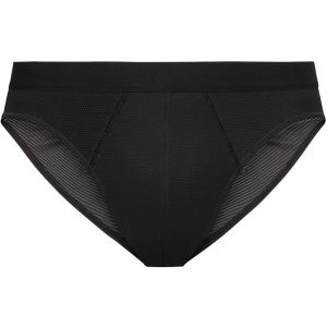 Odlo SUW Bottom Brief Active F-Dry Light Underpants Homme, Black, FR : M (Taille Fabricant : M)