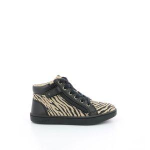 Kickers Lyluby, Sneakers Haute Fille, Blanc, 28