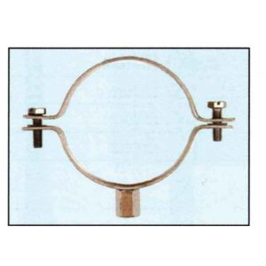 "ING Fixations A180700 - Collier ing inox a4 m8/m10 diamètre 3/8"""