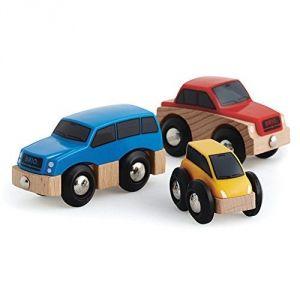 Brio 33759 - Coffret de 3 voitures