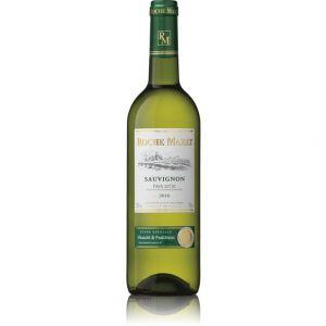 Roche Mazet Sauvignon, vin blanc sec de pays d'Oc, cuvée spéciale, 12% vol.