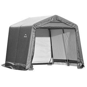 ShelterLogic J-ABR042 - Abri de jardin toile renforcée 3,00 x 3,00 x Ht 2,40 m = 17,90 m³