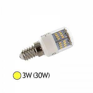 Vision-El Ampoule Led 3W (25W) E14 spécial Frigo Blanc chaud 2700°K