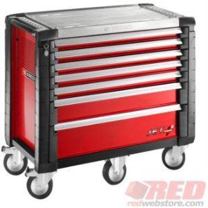 Facom JET.7M5 - Servante d'atelier mobile JET+ 7 tiroirs