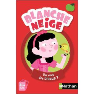 Nathan Jeu de cartes Blanche Neige