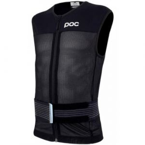 Poc Spine Vpd Air Protective Vest Mixte Adulte, Uranium Black, S/Slim