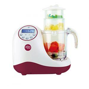 dBb Remond Multichef - Préparateur culinaire pour bébé 5 en 1