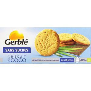 Gerblé Saveur Coco sans Sucres Le Paquet 132 g