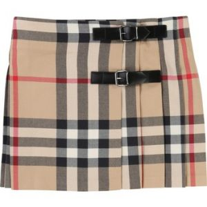 Burberry Jupe classic check