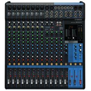 Yamaha MG16XU - Table de mixage 16 canaux