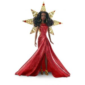 Mattel Barbie Nikki Merveilleux Noël 2017