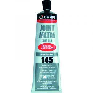 Orapi Tube pour joint metal mastic colle gris 100 gr 145 - S11902