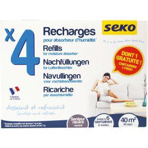 Seko Recharge classique - Neutre - 1 kg