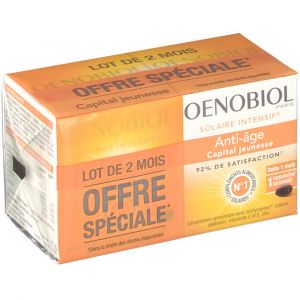 Oenobiol Solaire intensif anti-âge capital jeunesse