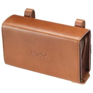 Brooks England D-shaped 170 x 100 x 50 mm FR DHL:16.45,FR GLS:5.95,FR Laposte:5.45 Honey