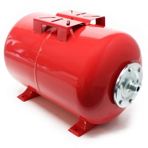 wiltec 24L Réservoir pression à vessie pour la surpression domestique cuve ballon Litre -