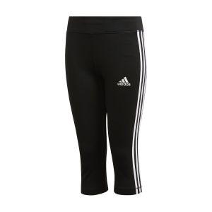 Adidas Legging fille 3 4 equipment 3 stripes 11 12 ans