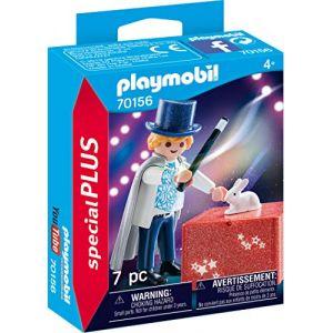 Playmobil 70156 - Magicien et boîte Special Plus