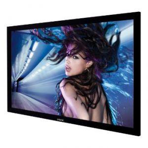 Lumene Movie Palace Premium 270C - Ecran de projection fixe sur cadre (152 x 270 cm) 16/9