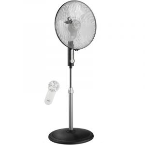 casafan greyound ventilateur sur pied 40 cm avec t l commande comparer avec. Black Bedroom Furniture Sets. Home Design Ideas