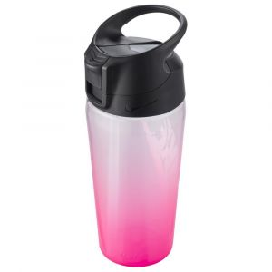 Nike Bouteilles -accessories Tr Hypercharge Straw B Graphic 16oz - Digital Pink / Anthracite - Taille One Size