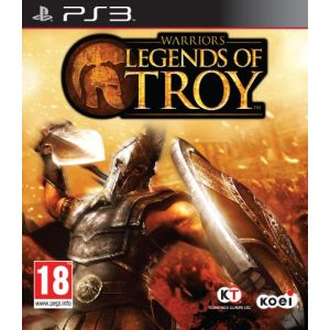 Warriors : Legend of Troy [PS3]