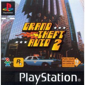 Grand Theft Auto 2 [PSone]