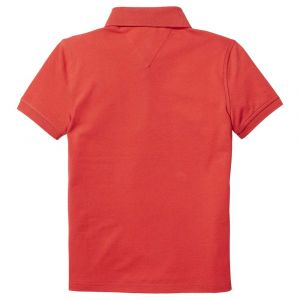 Tommy Hilfiger Polos Tommy-hilfiger Polo - Apple Red - 16