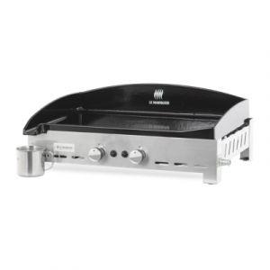 Le Marquier CF-6553473 - Plancha à gaz adela 260 inox