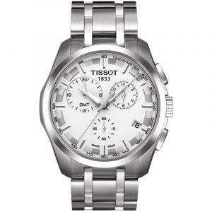 Tissot Montre Chronographe Homme Couturier GMT T0354391103100