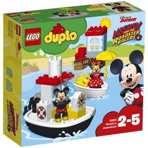 Lego 10881 - Duplo Disney : Le bateau de Mickey