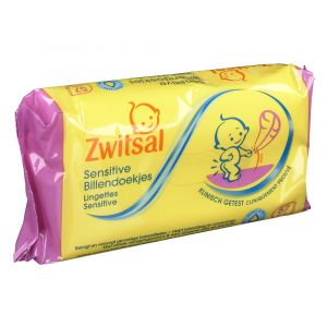 Zwitsal Sensitive Lingettes humides