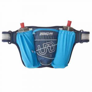 Ultimate-direction Ultimate Direction Ultra Belt 4.0 Ceinture / porte dossard Bleu - Taille M/L