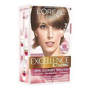 L'Oréal Coloration pour cheveux Permanente 7,10 Blond Cendré