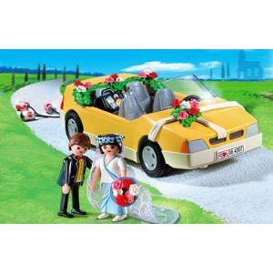 Playmobil 4307 - Voiture des mariés