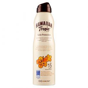 Hawaiian Tropic Satin Protection - Brume Protectrice SPF15 - 220ml
