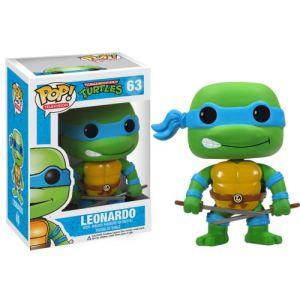 Funko Figurine Pop! : Leonardo 10 cm (Tortues Ninja)