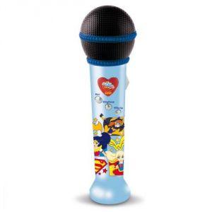 IMC Toys Microphone enregistreur DC Super Hero Girls
